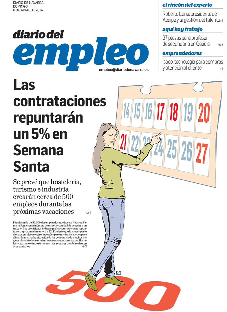 Diario de Navarra - Roberto Luna