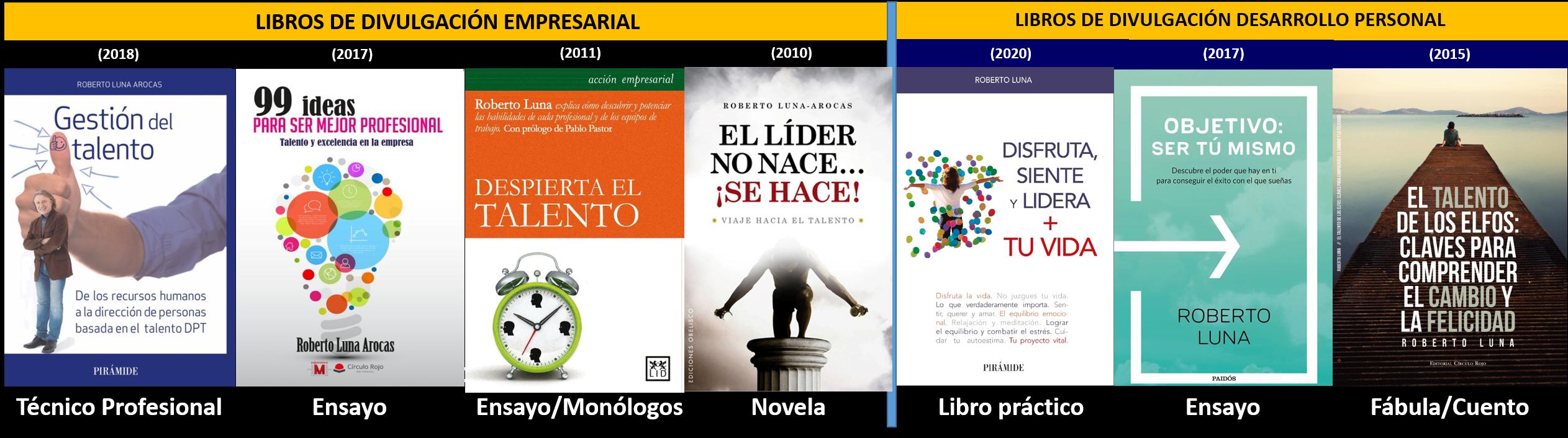 Libros de Desarrollo Profesional y Desarrollo Personal