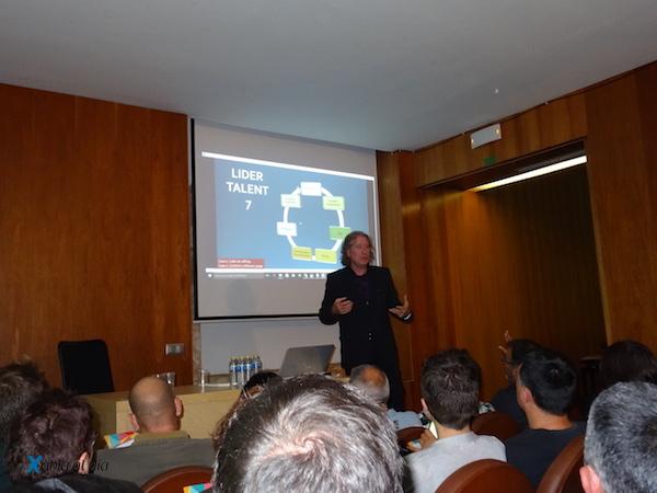 La Gestión del Talento en el Emprendimiento. Roberto Luna.