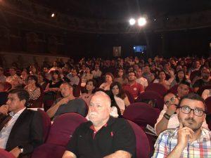 19 Jornada TMT en el Teatro Olypmpia