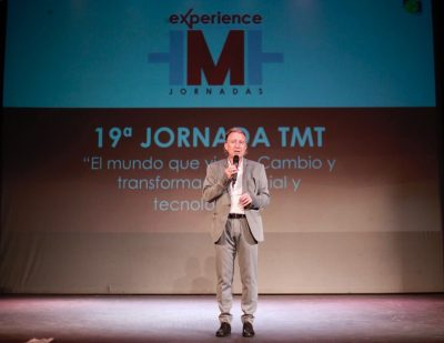 Jornada Talento y Management tendencias Roberto Luna TMT